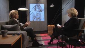 Teresa Gimpera y Sílvia Cóppulo, en un momento de 'El divan'.