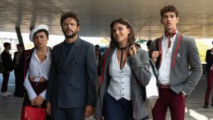 'Élite' puja la temperatura a Netflix amb una quarta temporada més descarada