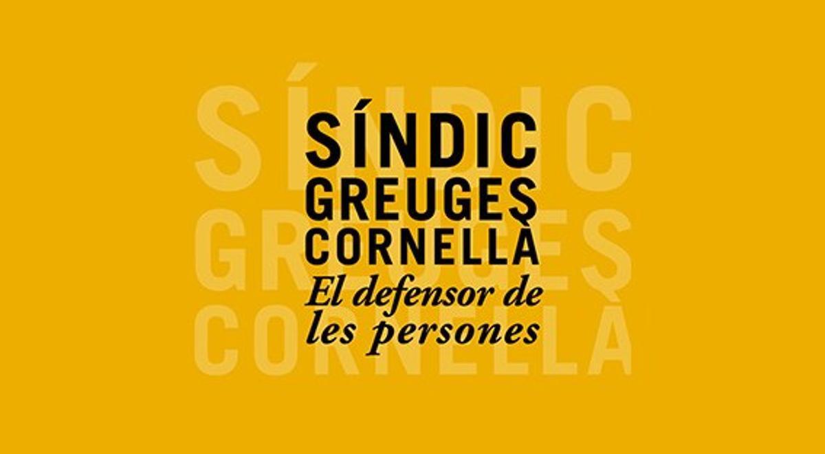 Imagen del Síndic de Greuges de Cornellà de Llobregat