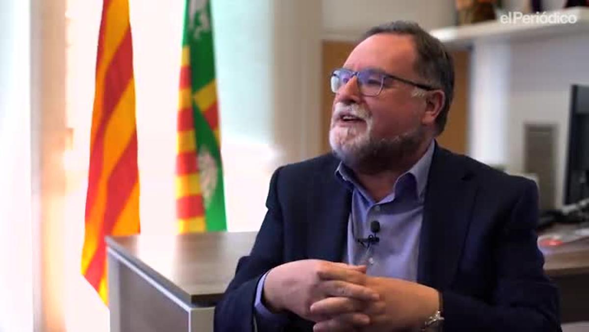 'El minuto indiscreto' de Francesc Juzgado, alcalde de Parets del Vallès.