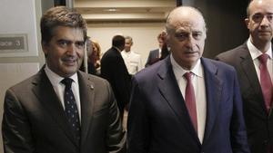 El Congrés cita Fernández Díaz, Cosidó i el xofer de Bárcenas pels papers robats a l'extresorer