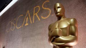 Estatua de los premios Oscar.