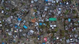 El pas del devastador cicló 'Idai', en imatges