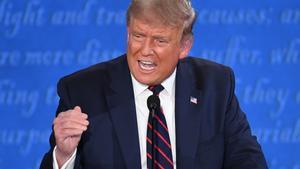 Luego de perder las elecciones, Trump quiso atacar instalaciones iraníes.