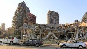 Explosió al port de Beirut: Així ho hem explicat