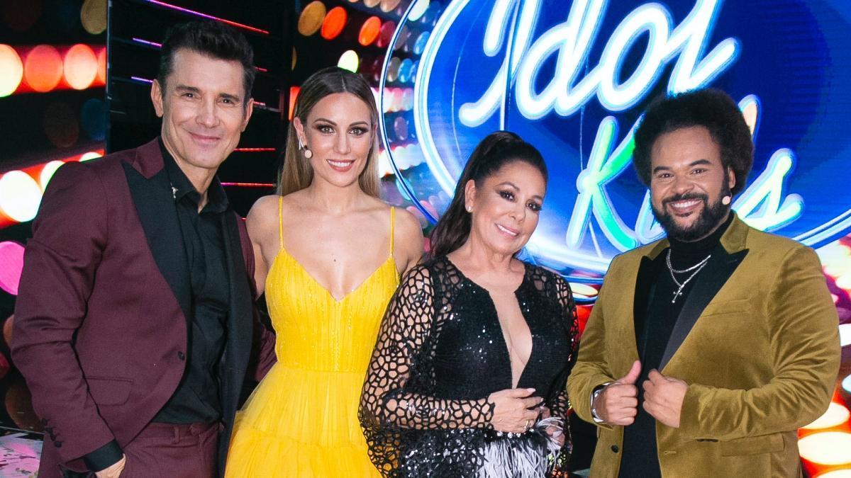 'Idol Kids' llega a la gran final