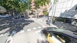 Mor el menor de 14 anys atropellat a la Bonanova de Barcelona