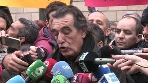 El portavoz de los trabajadores de vehículos de alquiler con conductor (VTC) en Barcelona, Carlos Segarra, ha anunciado que retirarán esta tarde los coches que ocupando la avenida Diagonal desde el sábado 19 de enero.