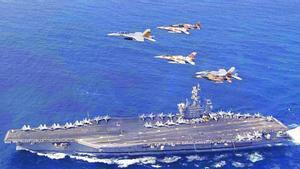 Els EUA i el Marroc fan al Sàhara el primer exercici militar conjunt