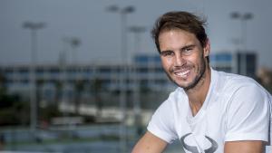 El tenista Rafa Nadal reconoce sus obligaciones con los jóvenes y admite no ser muy amigo del conflicto en general.