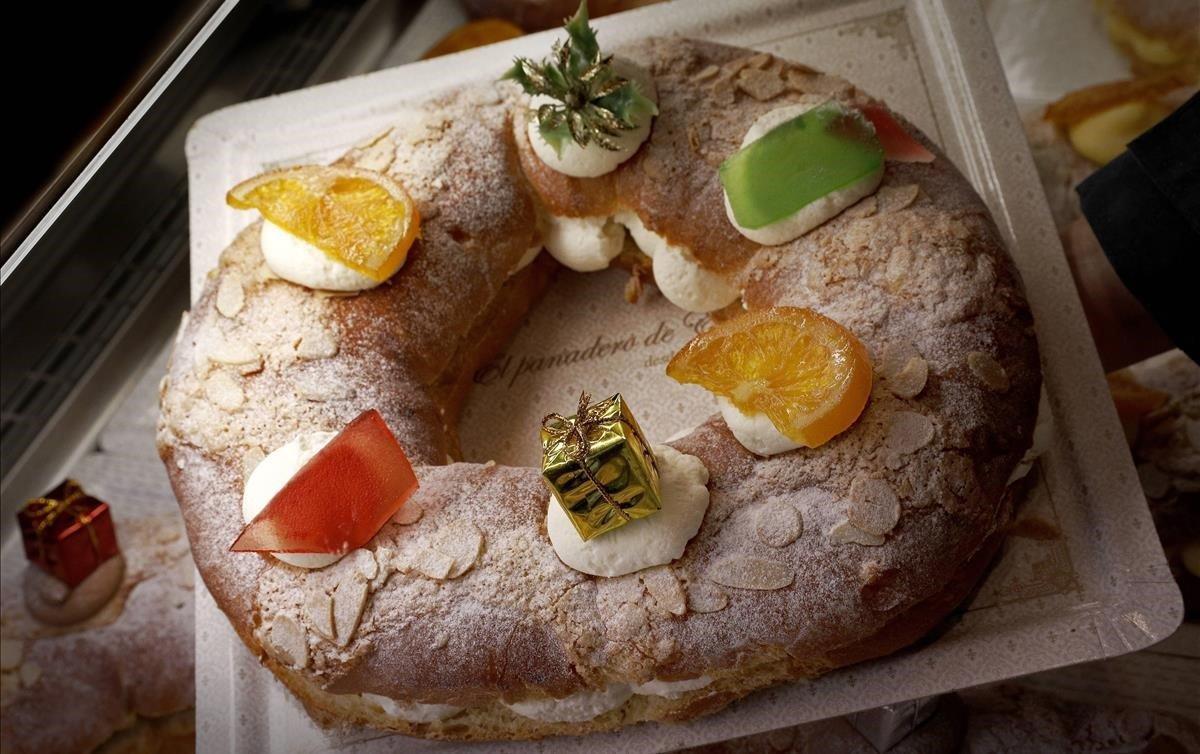El millor tortell de Reis de súper es ven al Dia, segons l'OCU