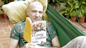 El escritor Guillem Sala.