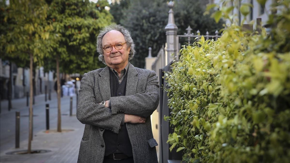 Jose Maria Marti Font, que acaba de publicar 'Barcelona-Madrid, decadencia y auge'.