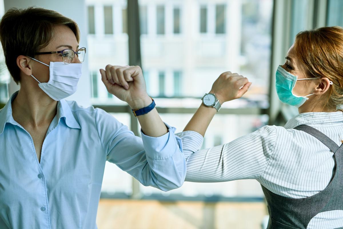 Nuevas costumbres de una vida en pandemia