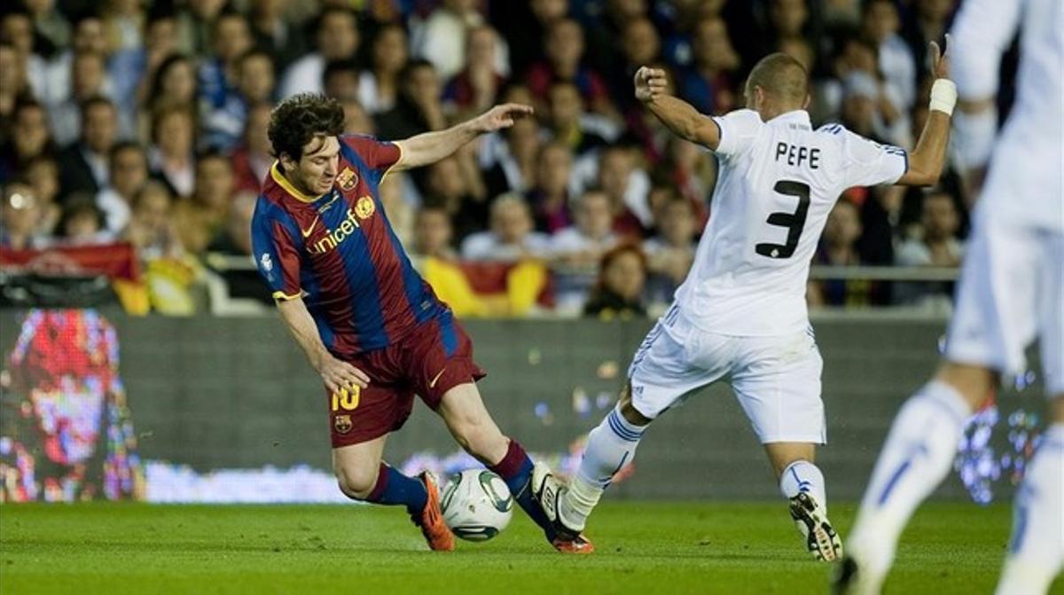 Pepe acusa a Neymar de ser más antideportivo que él