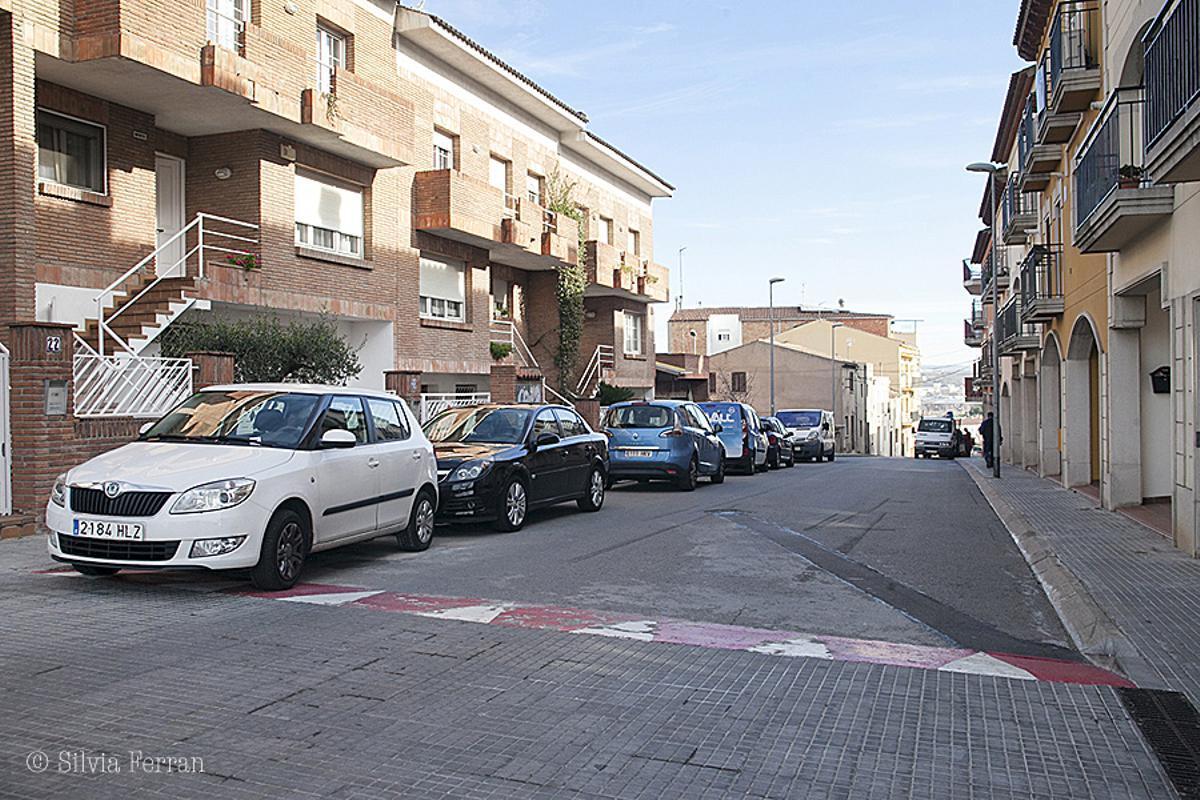 Calle Migdia, Parets del Vallès