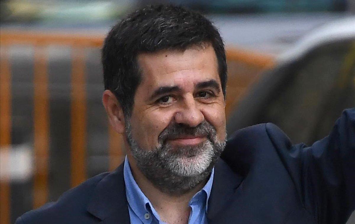 Jordi Sànchez critica la proposta de Junqueras d'avançar eleccions després de la sentència