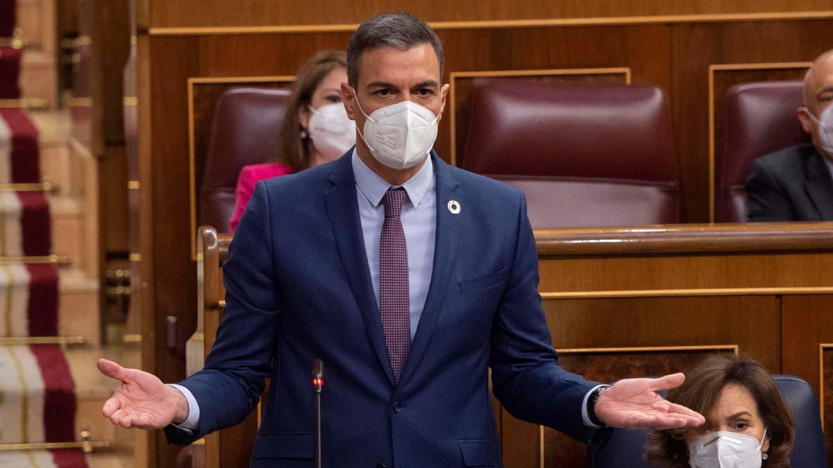 Sánchez reclama a Casado que el recolzi davant «el desafiament que està patint Espanya del Marroc»