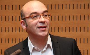 El empresario Oriol Soler.