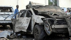Almenys 35 morts en un atemptat al palau presidencial somali