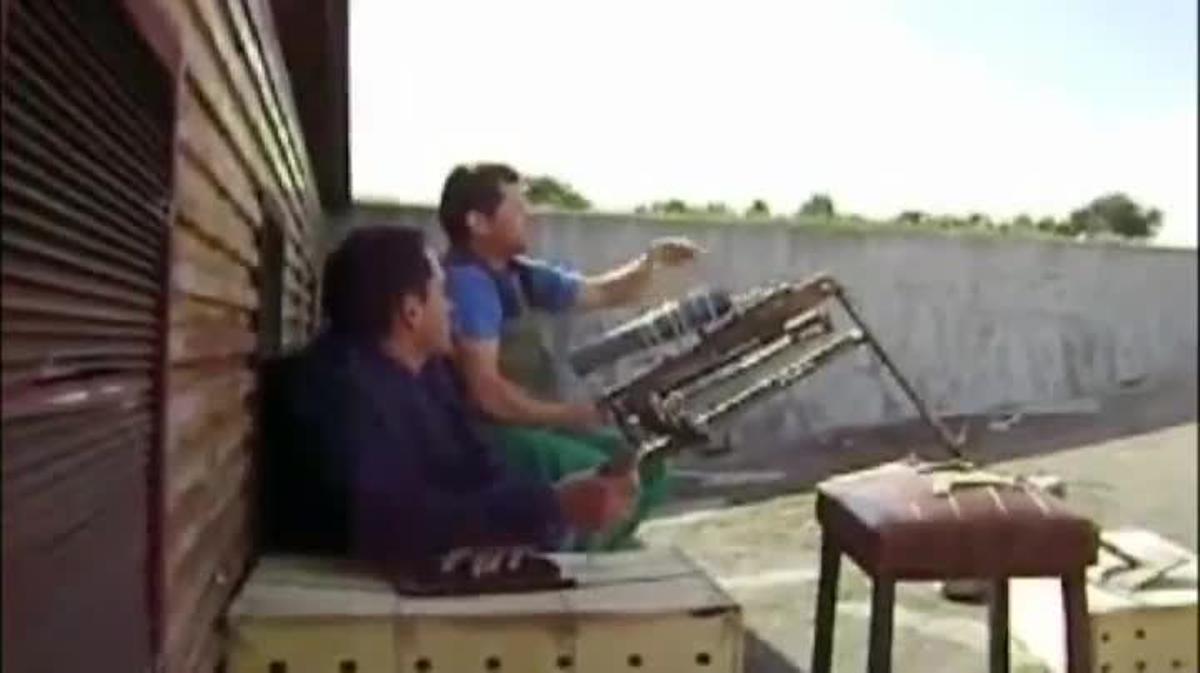 Los vecinos de Becerril de la Sierra denuncian el lanzamiento de codornices a tubo