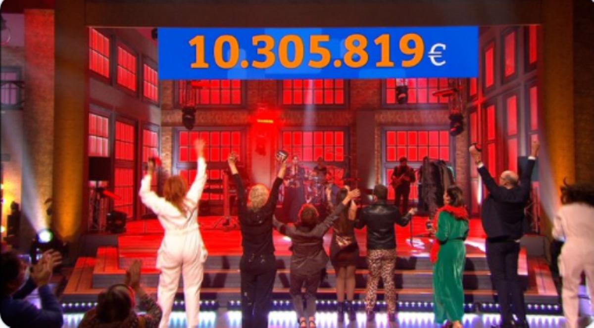 'La marató' de TV-3 2020 supera els deu milions d'euros amb els presentadors en pijama