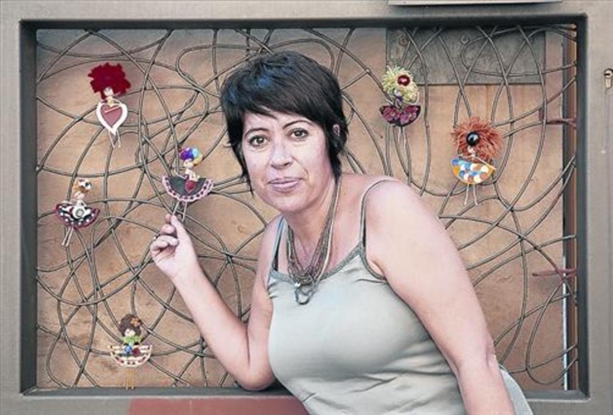 Maria Rascón: «Me siento más llena de mi hijo que nunca»
