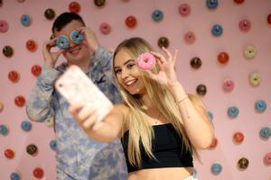 Obre a Londres un estudi 'selfi' per a la generació d'Instagram