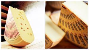 ¿Sabies que el formatge amb grans forats NO és el gruyère?