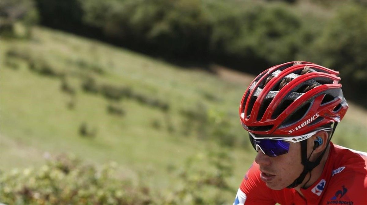 El ciclista catalánDavid de la Cruz llevó el jersey rojo y logró la única victoria de etapa española en la edición de este año.