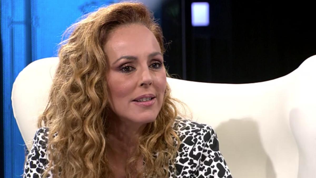 Rocío Carrasco i el principi d'«una vida sense por»
