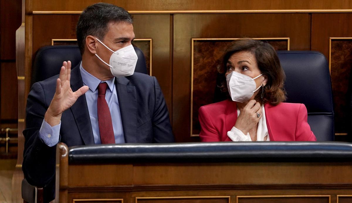 Sánchez guarda amb zel una possible crisi de govern i inquieta els seus ministres