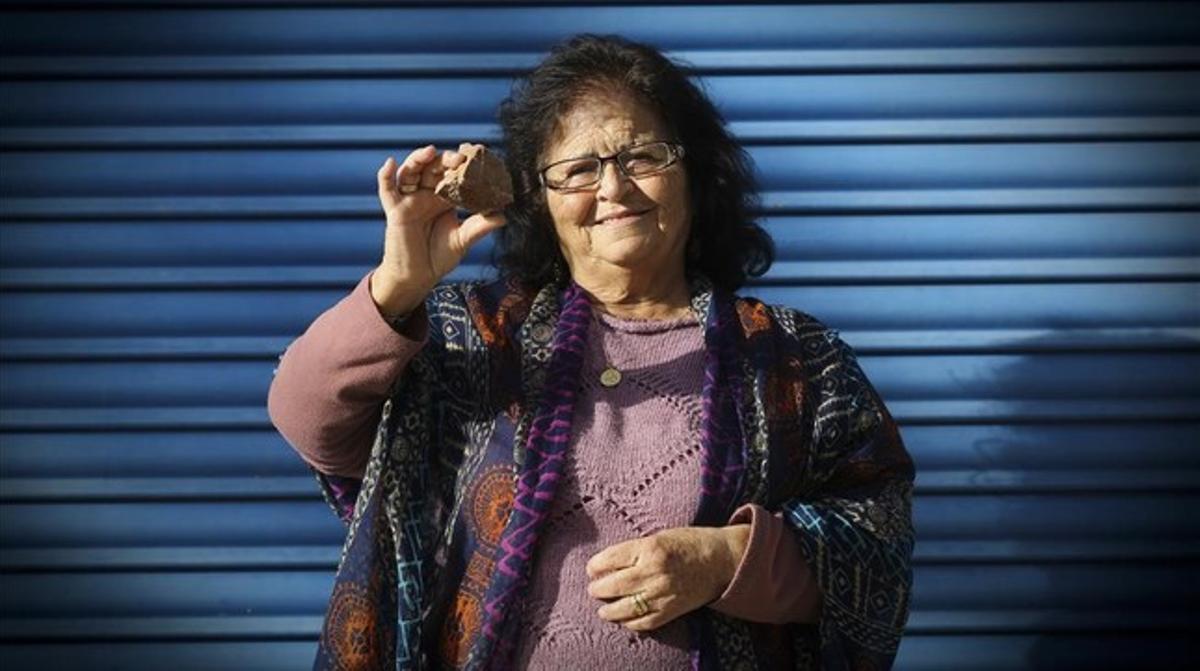 María Godoy, de las Dones Sàvies.