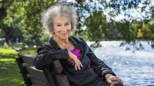La novelista canadiense Margaret Atwood.