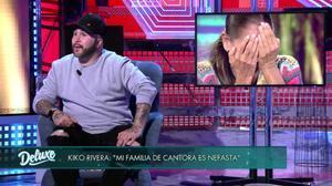 Kiko Rivera en 'Domingo Deluxe' (Tele-5).