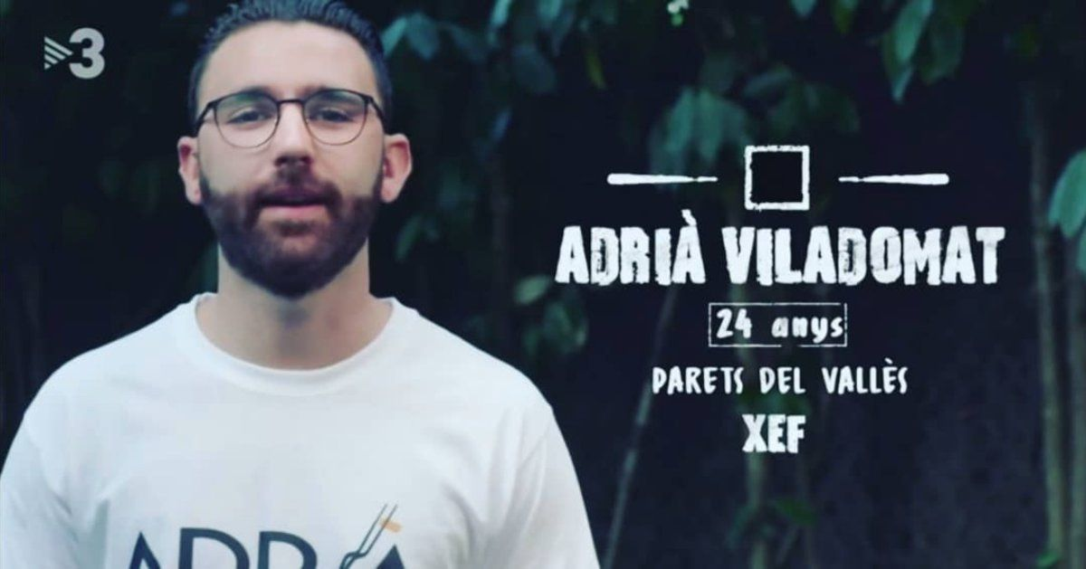 Adrià Viladomat a 'Pop Up Xef'