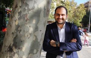 El presidente de Societat Civil Catalana (SCC), Fernando Sánchez Costa.