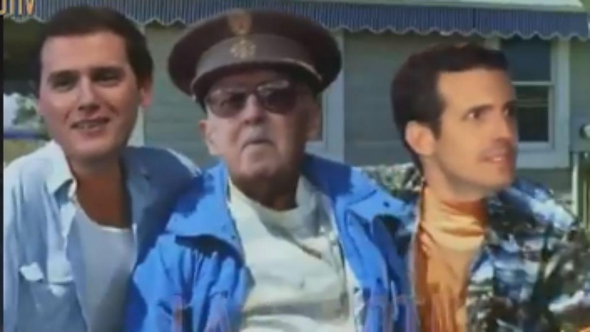 La parodia de 'Este muerto está muy vivo' de Buenafuente.