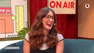 Ana Morgade se transforma en Ana Rosa Quintana en sus redes sociales
