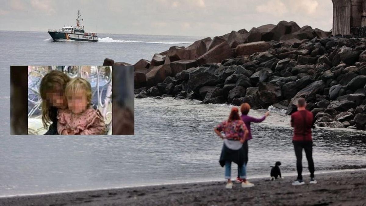 El padre desaparecido con sus dos hijas en un barco sacó 70.000 euros de sus cuentas bancarias