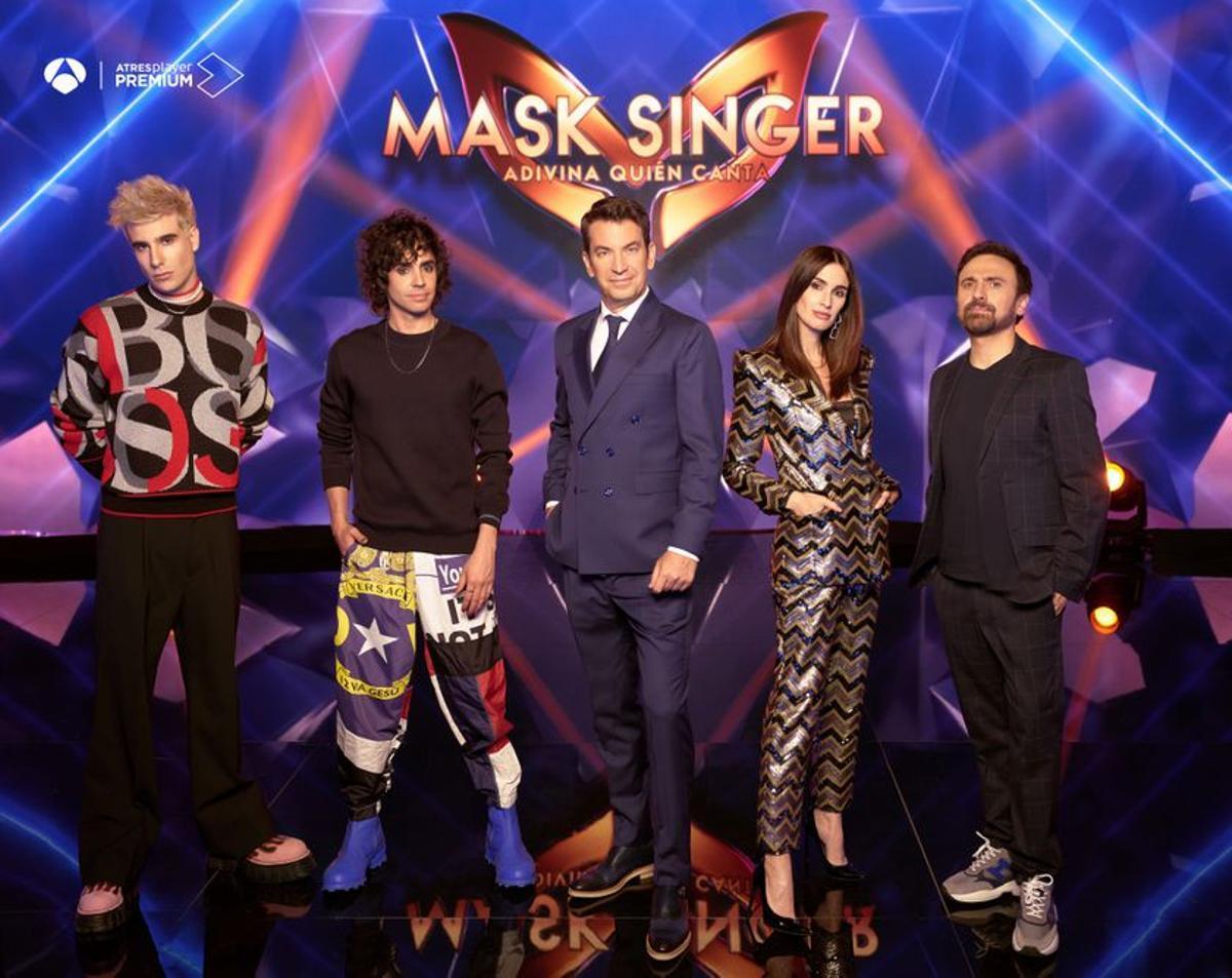 'Mask Singer' escalfa motors: Antena 3 ja té data d'estrena de la seva segona edició