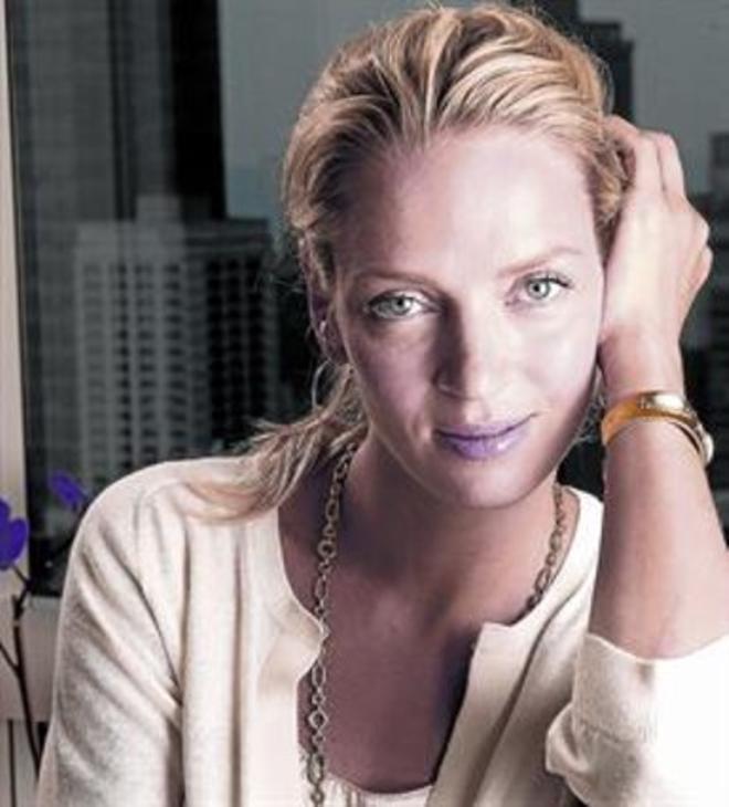 Belleza natural 3 La actriz, en el 2006.