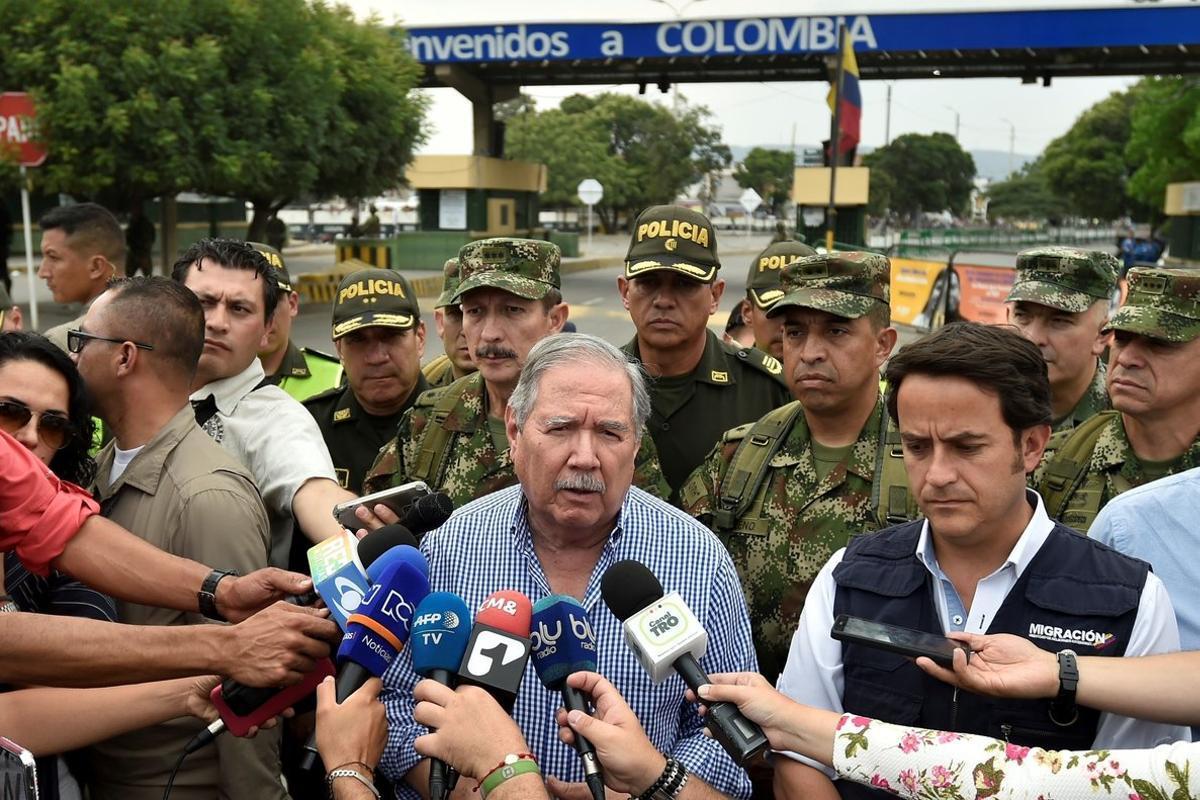 Migración Colombia aseguró que la ciudadana venezolana será expulsada.