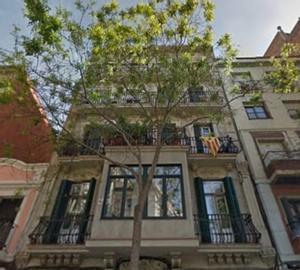 El edificio 'tokenizado'por RealFunds en Barcelona.