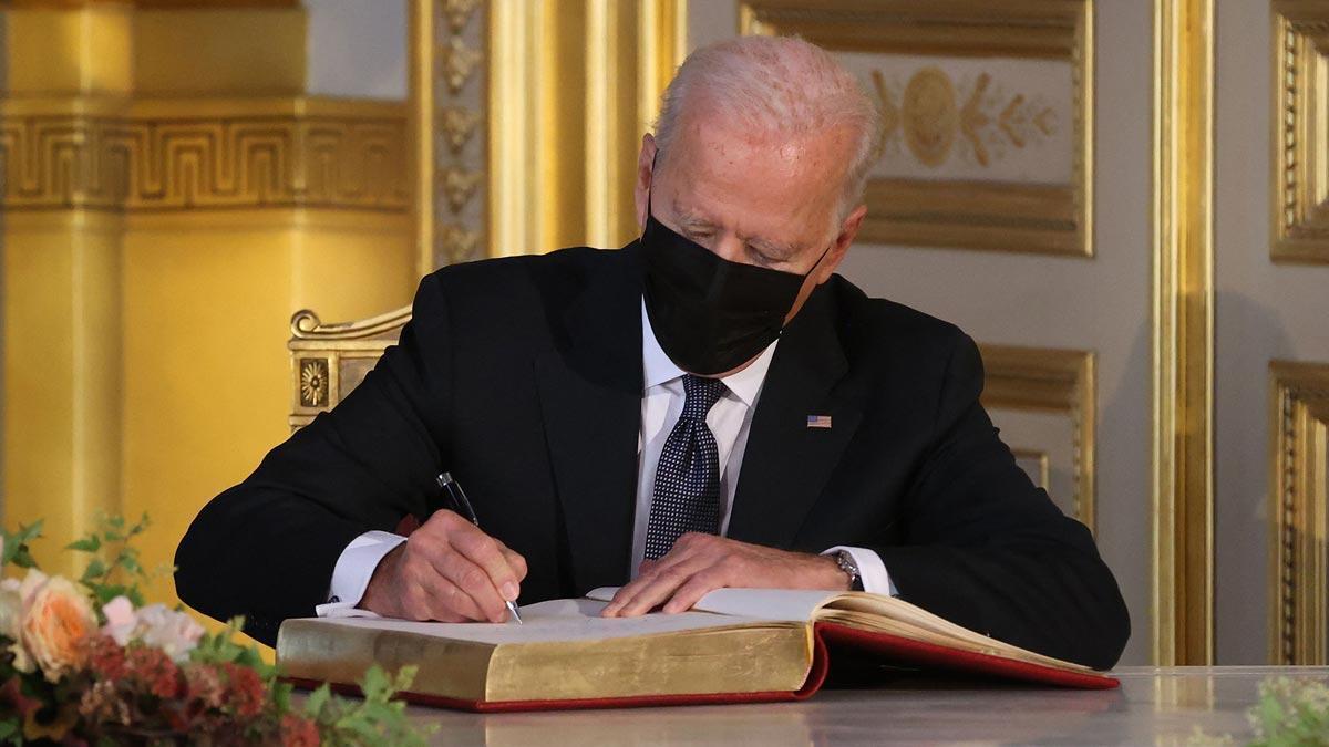 El que Biden ens va ensenyar