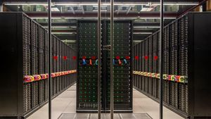 Imagen del superordenador 'Marenostrum' del Barcelona Supercomputing Center