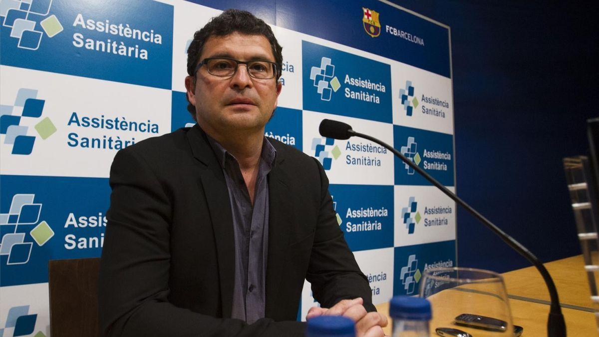 Piqué fitxa Ricard Pruna per a l'Andorra
