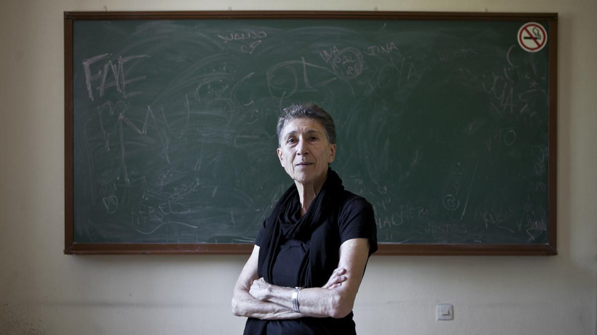 Silvia Federici, feminista totémica.