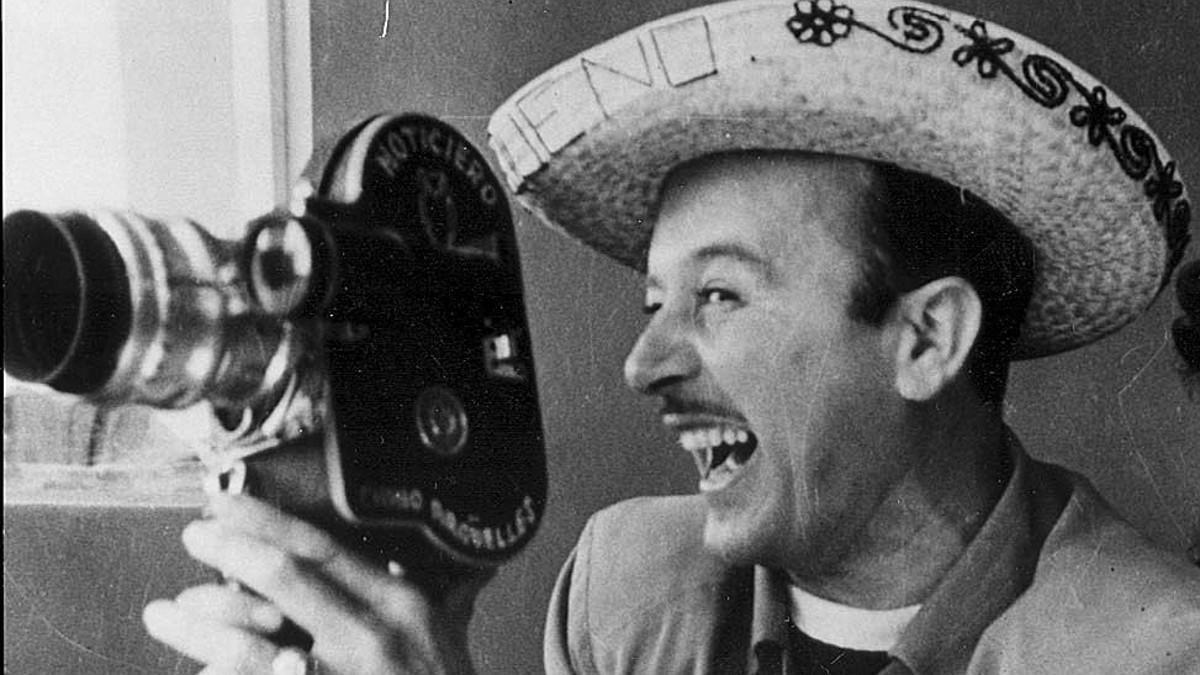 El cantante y actor mexicano Pedro Infante, en una imagen de archivo
