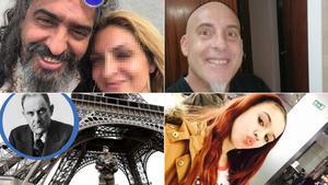Algunas de las noticias de 'Caso abierto' publicadas en 'El Periódico'.